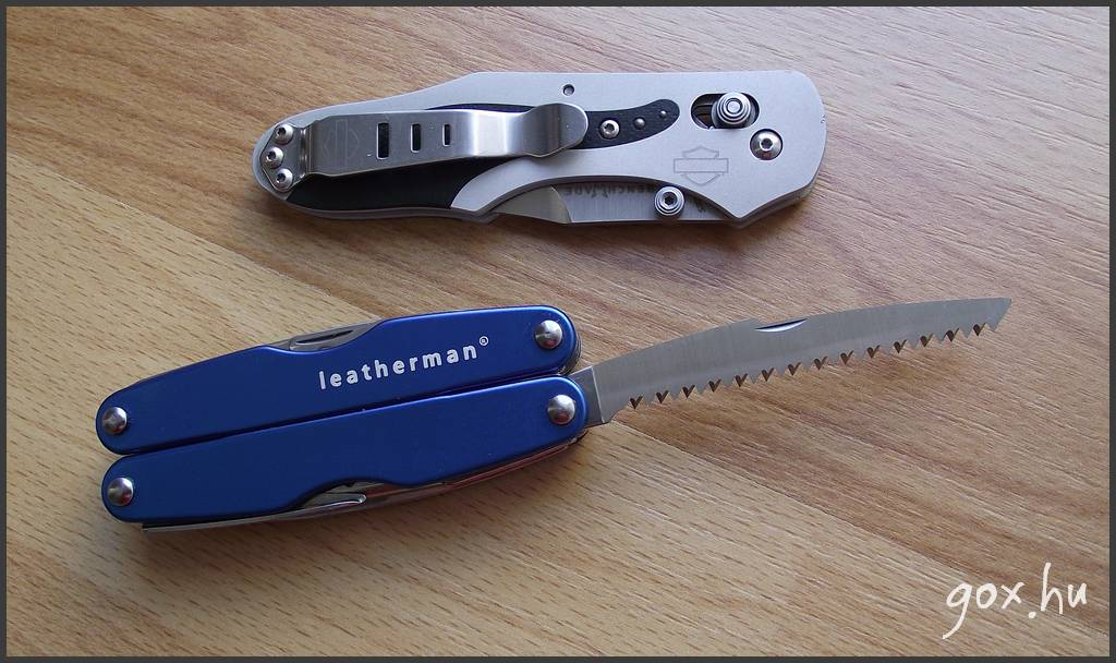Leatherman, Juice, CS4
