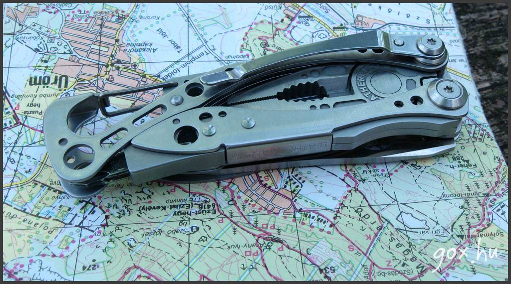 Leatherman - SkeleTool