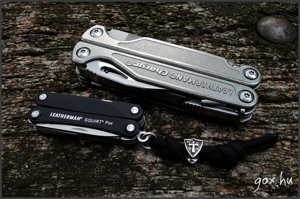 Leatherman - Squirt PS4