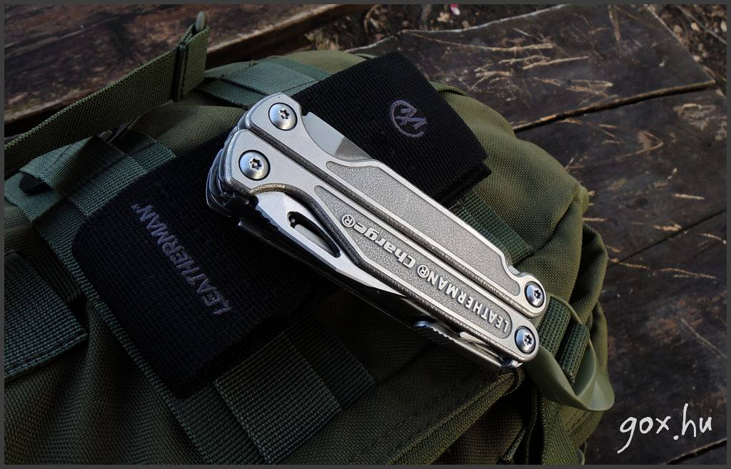 Leatherman, Charge, Wave, TTi, S30V, Multitool, Titanium
